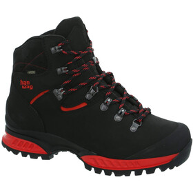 Hanwag Tatra II GTX Shoes Herren black/red